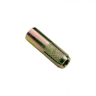 Анкер забивной М 6/8х25 мм желтый цинк