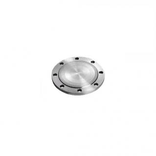 Фланцевая заглушка Ру 10 размер 40 мм сталь 20 АТК 24.200.02-90