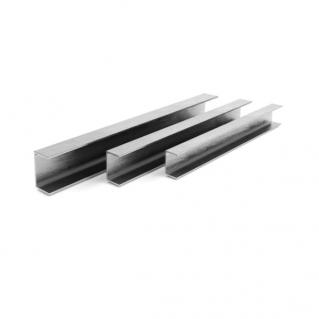 Швеллер гнутый 160x60x5 Ст3 длина 12 м